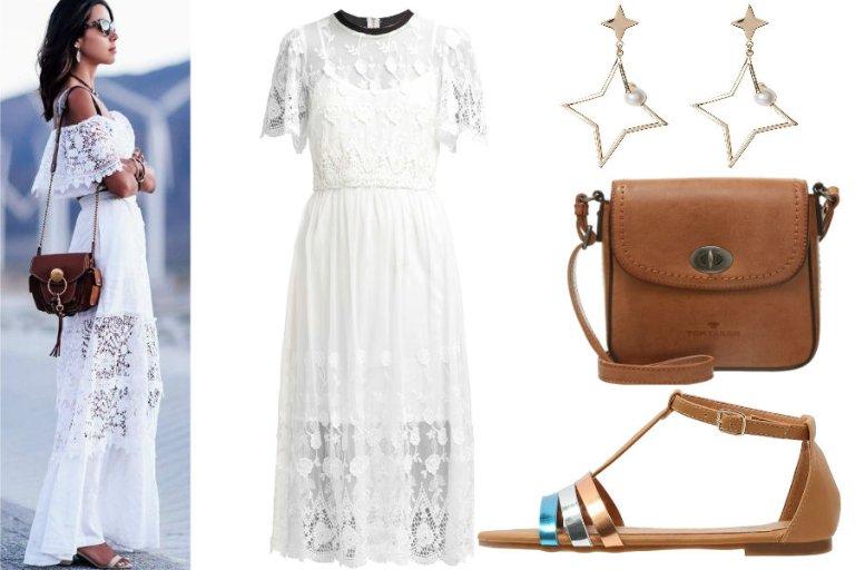 0e241ecf36 Jeśli do tej pory biała koronkowa sukienka kojarzyła ci się wyłącznie z  ślubem (lub zasłoną w domu babci)